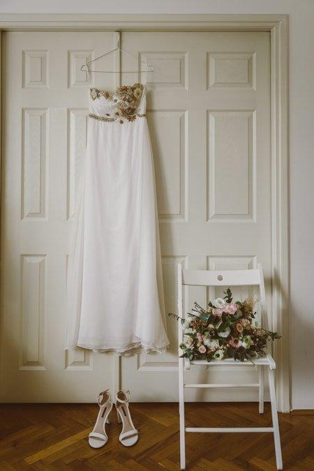 haljina za vencanje